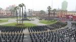 Plaza Bolognesi: vías están cerradas por aniversario de la Batalla de Arica - Noticias de rutas alternas
