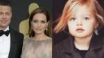 Brad Pitt: así luce Shiloh, su hija de 11 años con Angelina Jolie - Noticias de angelina jolie