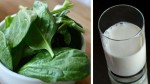 Seis alimentos con igual o más calcio que la leche - Noticias de cercado de lima