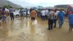 COEN: Fenómeno El Niño dejó cerca de 15 mil damnificados en Huarmey - Noticias de huaicos