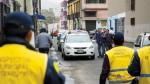 Lima: cerca de 300 papeletas fueron impuestas hoy en el Centro Histórico - Noticias de hern��n dar��o g��mez