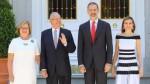 PPK se reunió con el Rey de España Felipe VI en cierre de su visita oficial - Noticias de felipe reyes