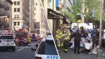 Nueva York: fuerte explosión por una fuga de gas dejó al menos 35 heridos - Noticias de vaticano