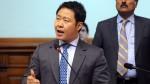 Kenji plantea que elecciones en Fuerza Popular sean a un voto por militante - Noticias de onpe