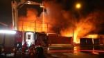 """Incendio en Callao: empresa descartó """"trabajo caliente"""" en su almacén - Noticias de pamolsa"""