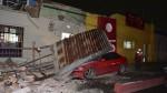Terremoto de 6,9 grados en México y Guatemala deja al menos 2 muertos - Noticias de mujer golpeada
