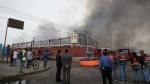 Callao: suspenden actividades escolares hasta el lunes 19 por incendio - Noticias de pamolsa