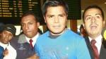 Suboficial PNP José Millones fue liberado tras disposición del Poder Judicial - Noticias de luciano boseggia