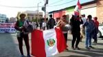 Chiclayo: trabajadores azucareros protestan en exteriores del Poder Judicial - Noticias de grupo oviedo