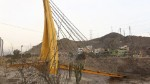 El Agustino: vecinos piden que se repare el puente Solidaridad - Noticias de emape