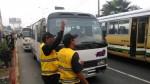 50 choferes del 'chosicano' fueron inhabilitados de por vida - Noticias de juan espinoza