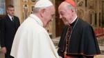 Cipriani: La familia debe recibir al papa Francisco unida, buscando el bien - Noticias de santo padre papa francisco
