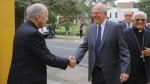 Kuczynski: Agradezco al Papa Francisco por incluir al Perú en su visita - Noticias de pedro grados
