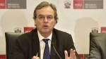 """Ministro Basombrío: """"Me siento preparado para la interpelación"""" - Noticias de 'yo pedro'"""