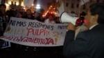 Decenas marchan contra la llamada 'Ley Pulpín 2.0' - Noticias de plaza grau