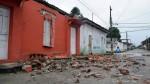 Guatemala y El Salvador fueron sacudidos por sismo de magnitud 6,7 grados - Noticias de marcos nacional