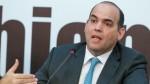 Fernando Zavala sería el nuevo ministro de Economía y Finanzas - Noticias de alfredo thorne