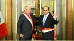Fernando Zavala es el nuevo ministro de Economía y Finanzas - Noticias de alfredo thorne
