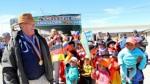 Presidente Kuczynski supervisó programa Sierra Azul en Huancavelica - Noticias de alto lagunas