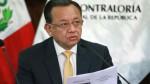 Contralor Edgar Alarcón presentará informe contra ministra Martens - Noticias de jaime thorne
