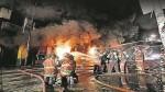 Las Malvinas: gigantesco incendio convocó a 900 bomberos en tres días - Noticias de ana arias
