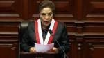 Luz Salgado aseguró que Zavala se rectificó por frase contra el Congreso - Noticias de interpelación