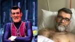 Lazy Town: actor que interpretaba a Robbie Rotten tiene cáncer terminal - Noticias de stefan mihajlovi