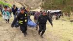 Cusco: encuentran cadáver de estadounidense en pendiente de 300 metros - Noticias de seth grahame smiteh