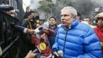 Citan a Luis Castañeda a Comisión de Trabajo por incendio en Las Malvinas - Noticias de luis alfonso