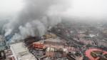 Minedu amplía suspensión de clases por incendio en Las Malvinas - Noticias de ugel santa