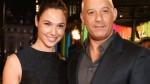 Vin Diesel y Gal Gadot protagonizan tierna foto junto a sus hijos - Noticias de vin diesel