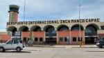 Puno: tres implicados en robo en aeropuerto de Juliaca fueron condenados - Noticias de empresa palomino
