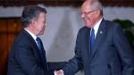 PPK: El Perú ha apoyado desde un inicio el proceso de paz en Colombia - Noticias de marco paz