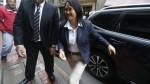 Keiko Fujimori declaró en la Fiscalía de Lavado de Activos - Noticias de joaquin ramirez