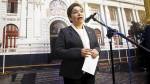 Salgado defiende que Keiko participe en reuniones de la bancada fujimorista - Noticias de vanessa torres sulca