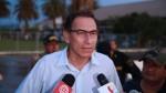 """Vizcarra: """"No hay nada irregular en audio, fuimos transparentes"""" - Noticias de gasoducto sur peruano"""