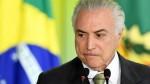 Brasil: denuncia contra Temer por corrupción llega a Cámara de Diputados - Noticias de dilma rousseff