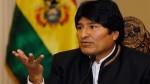 Bolivia: Morales dice que eliminará visado a estadounidenses si es recíproco - Noticias de peter brabeck