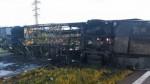 Rusia: 14 muertos por terrible choque de un ómnibus contra un camión - Noticias de accidente de carretera
