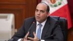 Fernando Zavala: Frente Amplio presentó pedido para que acuda al Congreso - Noticias de marco arana