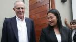 Gobierno acepta reunión con Keiko Fujimori y sería en Palacio - Noticias de luis bedoya reyes