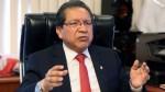 Caso Odebrecht: investigación de fiscales avanza con firmeza y seriedad - Noticias de pablo sanchez
