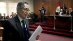 Caso Alberto Fujimori: Poder Judicial dejó al voto apelación de habeas corpus - Noticias de samuel dyer