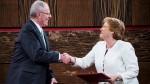 Bachelet llegó a Lima para reunirse con PPK en Gabinete Binacional - Noticias de gonzalo revoredo
