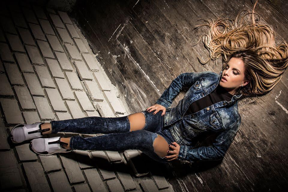 Alejandra Baigorria y su nueva sesión de fotos