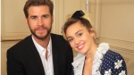 Miley Cyrus publicó foto de su primer beso con Liam Hemsworth - Noticias de miley cyrus