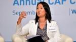 Keiko Fujimori: Asistiré al lugar dispuesto por PPK - Noticias de luis bedoya reyes