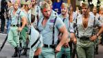 El 'Ejército más sexy del mundo' causa furor y lujuria en redes sociales - Noticias de nicholas buckland