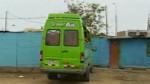 Callao: vecinos informan de unidad de Green Bus en centro de acopio - Noticias de mercedes cabanillas
