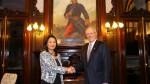 PPK sobre diálogo con Keiko Fujimori: Ayudará a superar desaceleración - Noticias de institucionalidad del per��